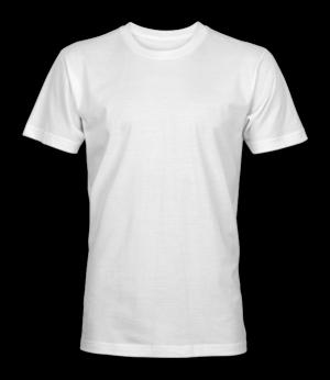 Witte Shirt