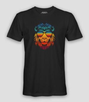 Colored Lion Shirt