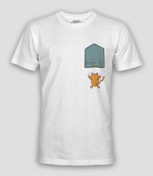 Falling Cat Kids Shirt
