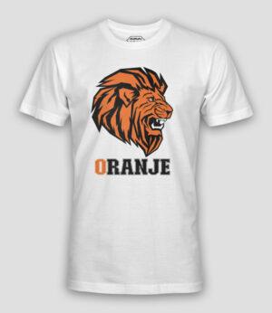 Oranje Leeuw Shirt